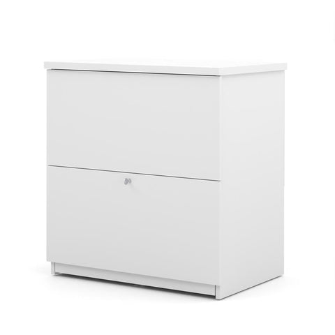 Bestar Standard Lateral File In White