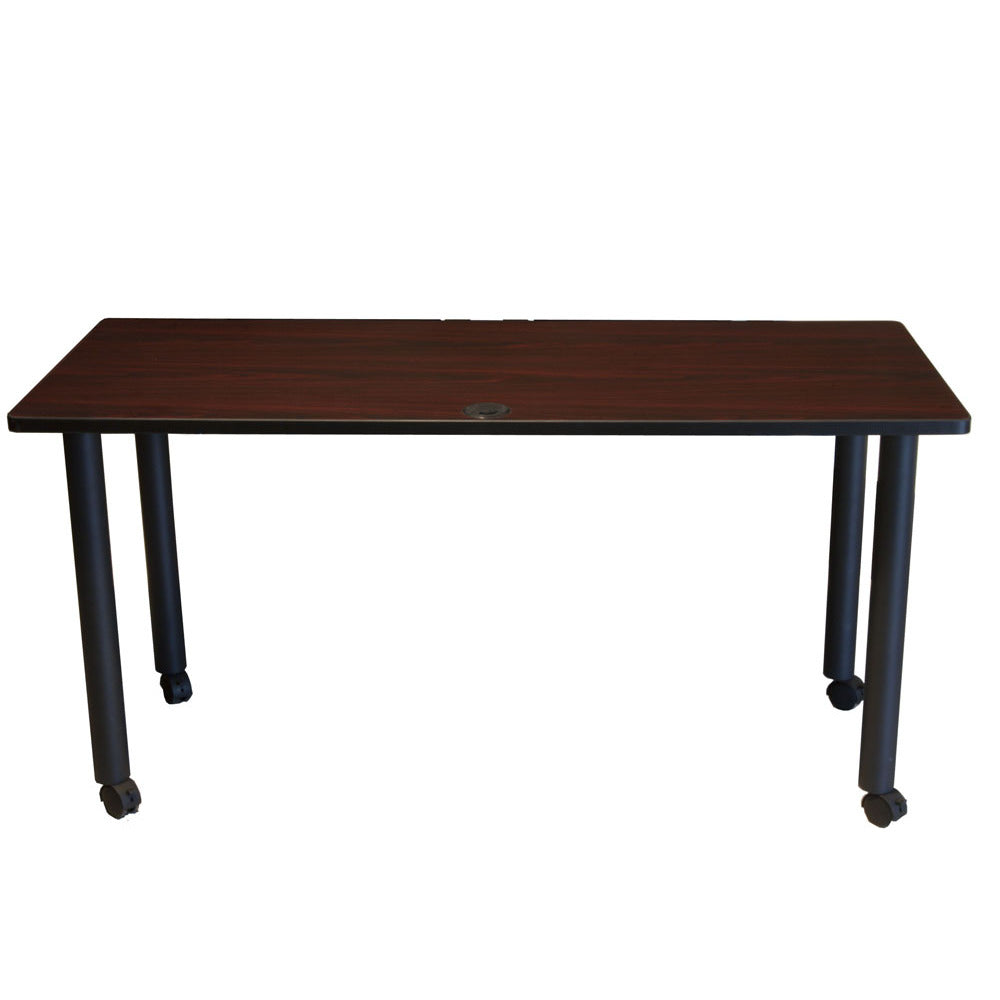Coffee Table 36 X 24.Boss Chairs Boss 36 X 24 Training Table W Castres In Mahogany