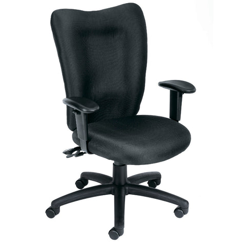 Boss Chairs Boss Black Task Chair w/ 3 Paddle Mechanism