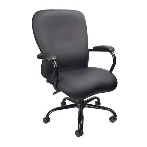 Boss Chairs Boss Heavy Duty Caressoftplus Chair