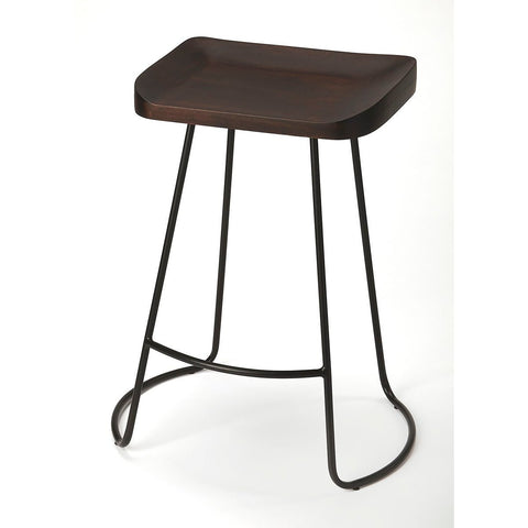 Butler Alton Backless Coffee Counter Stool