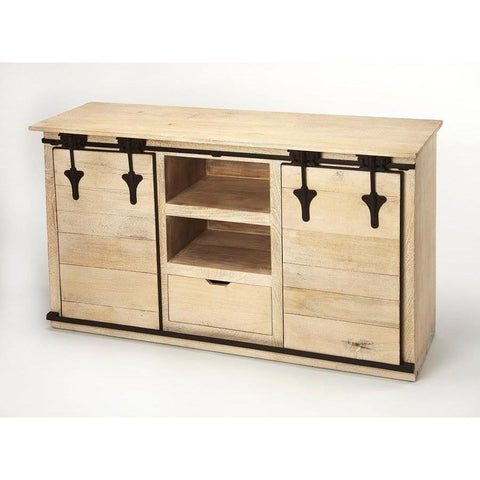 Butler Aneto Rustic Entertainment Console