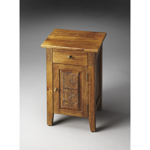 Butler Artifacts Webster Chairside Chest