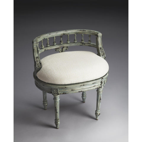 Butler Artists' Originals Vanity Seat In Water's Edge