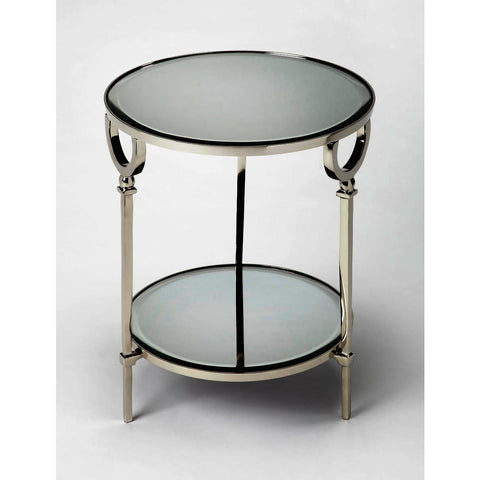 Butler Butler Loft Jolene Metal & Mirror End Table