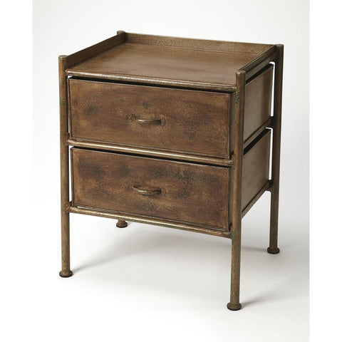 Butler Cameron Industrial Chic Side Table