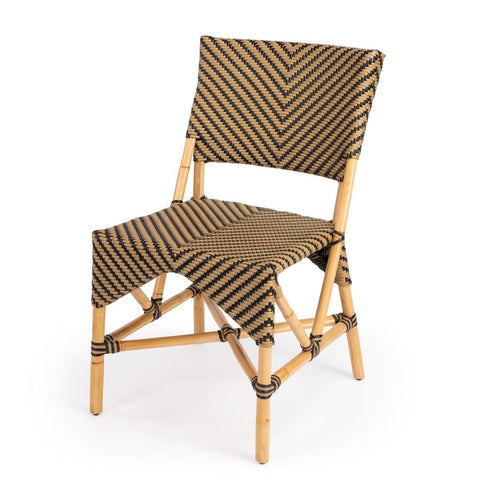Butler Ciel  Brown Rattan Dining Chair