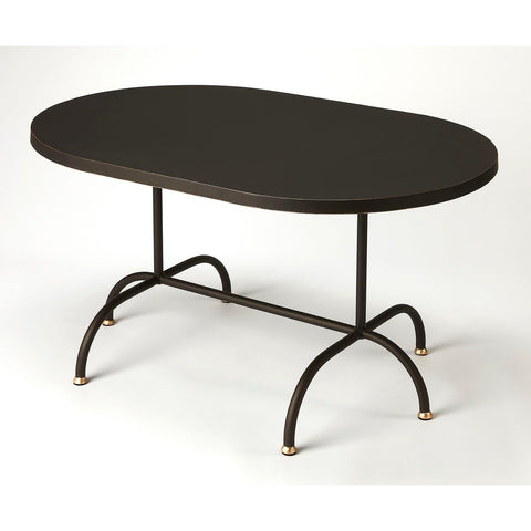 Butler Cleo Black Gold Coffee Table