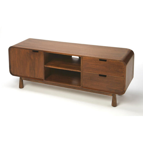 Butler Drayton Modern Wood Entertainment Console