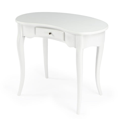 Butler Edgewater Cottage White Writing Desk
