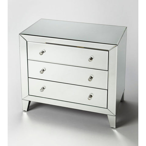 Butler Emily Mirrored Drawer Chest