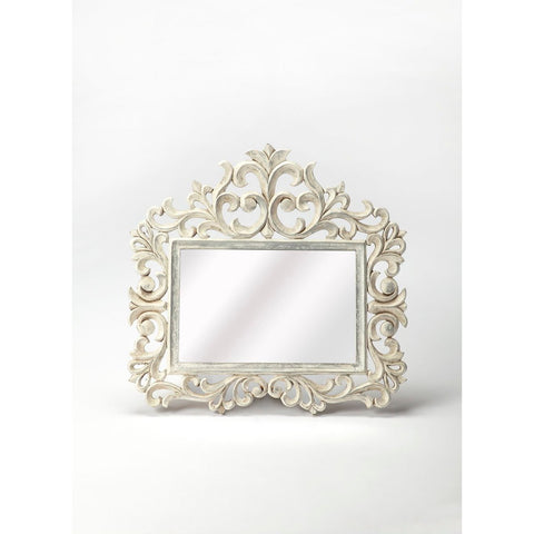 Butler Favart Carved Wall Mirror