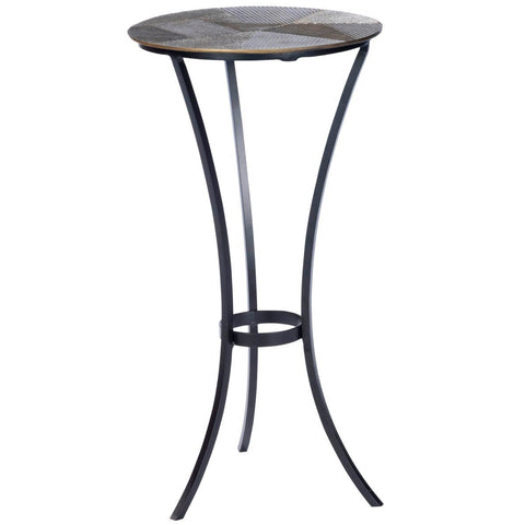 Butler Gaston Round Metal End Table