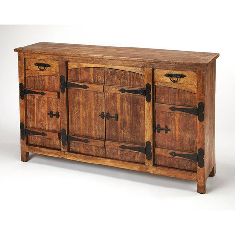 Butler Giddings Rustic Sideboard