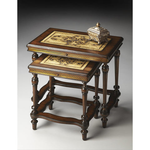 Butler Heritage Nesting Tables
