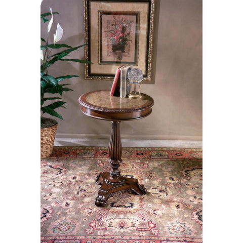 Butler Heritage Round Pedestal Table