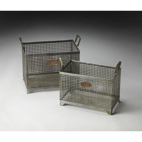 Butler Hors D'Oeuvres Rowley Storage Basket Set
