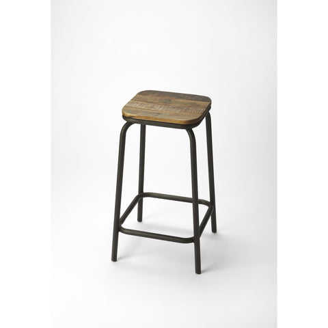 Butler Industrial Chic Bar Stool In Industrial Chic 5160330