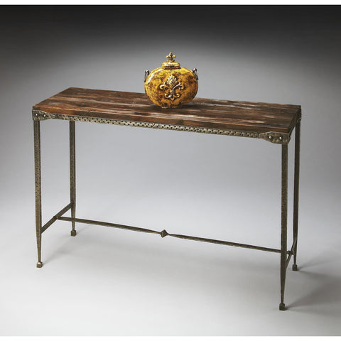 Butler Industrial Chic Console Table In Mountain Lodge 2886120