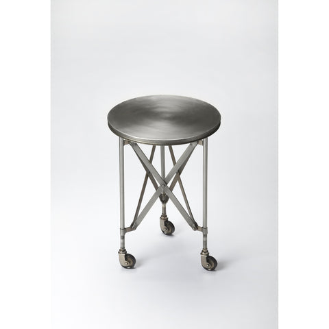 Butler Industrial Chic Costigan Accent Table In Industrial Chic