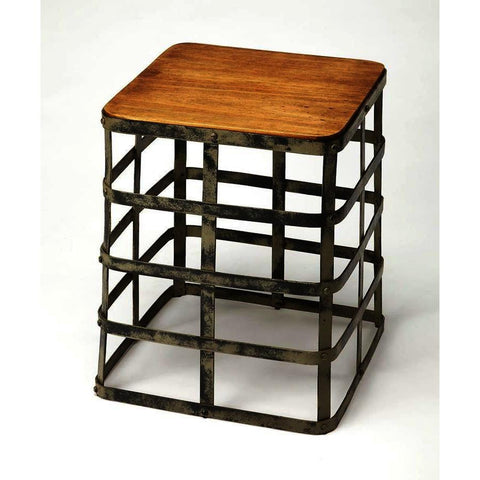 Butler Industrial Chic Gantry Industrial Chic End Table