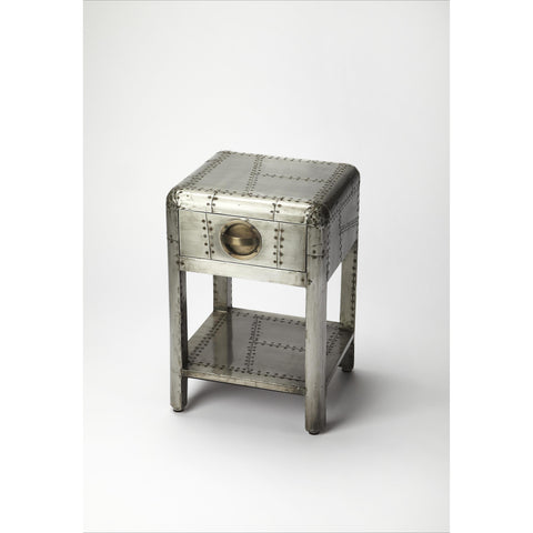 Butler Industrial Chic Yeager Side Table