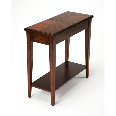 Butler Jansen Plantation Cherry Chairside Table