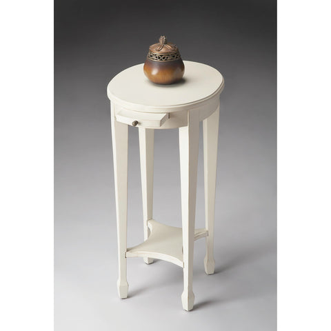 Butler Masterpiece Accent Table In Cottage White