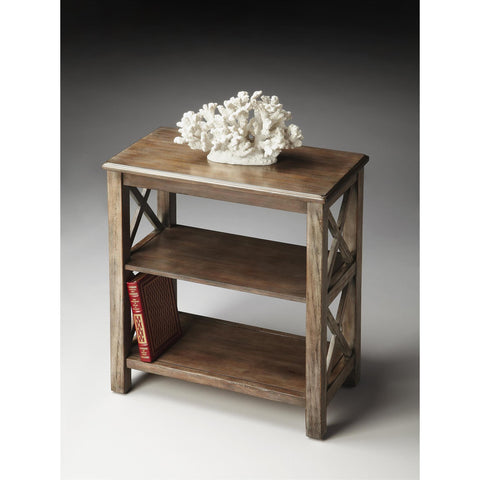 Butler Masterpiece Bookcase In Dusty Trail