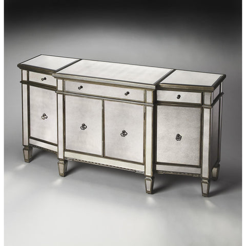Butler Masterpiece Celeste Buffet In Mirrored