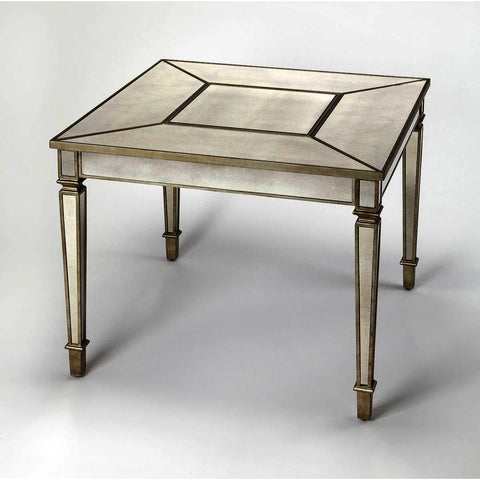 Butler Masterpiece Celeste Mirrored Game Table