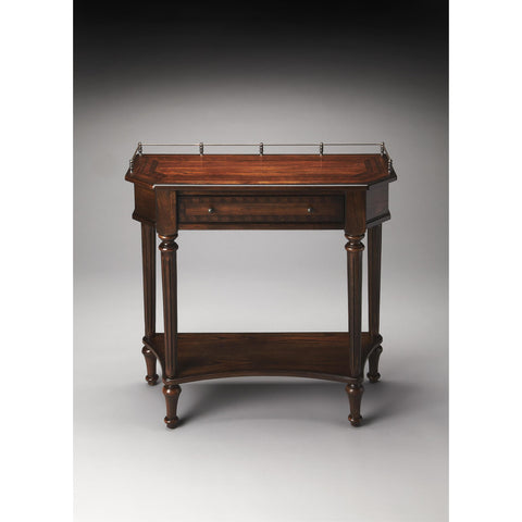 Butler Masterpiece Console Table In Cherry