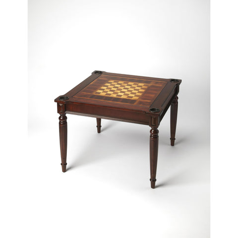 Butler Masterpiece Vincent Multi-Game Card Table In Cherry