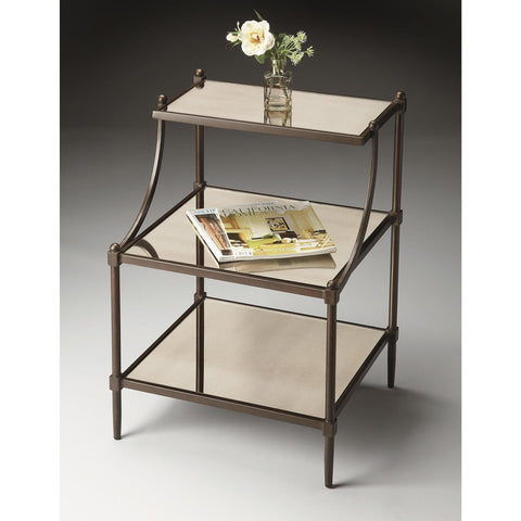 Butler Metalworks Tiered Side Table