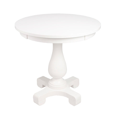 Butler Millard White End Table