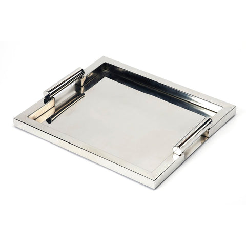 Butler Morante Stainless Steel Rectangular Serving Tray