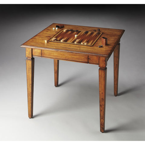 Butler Mountain Lodge Game Table