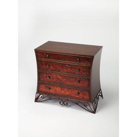 Butler Nicola Copper Console Chest
