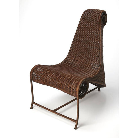 Butler Palma Rattan Chair