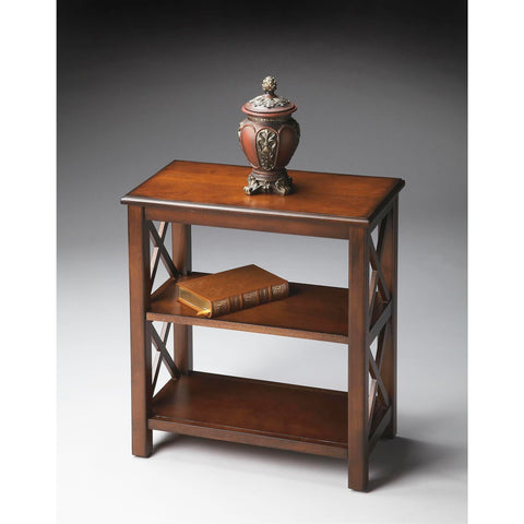Butler Plantation Cherry Bookcase 4105024