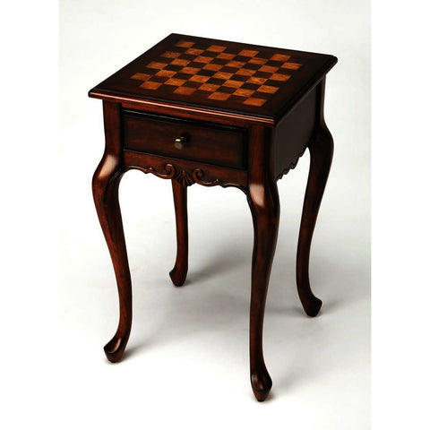 Butler Plantation Cherry Foxcroft Plantation Cherry Game Table