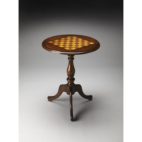 Butler Plantation Cherry Game Table