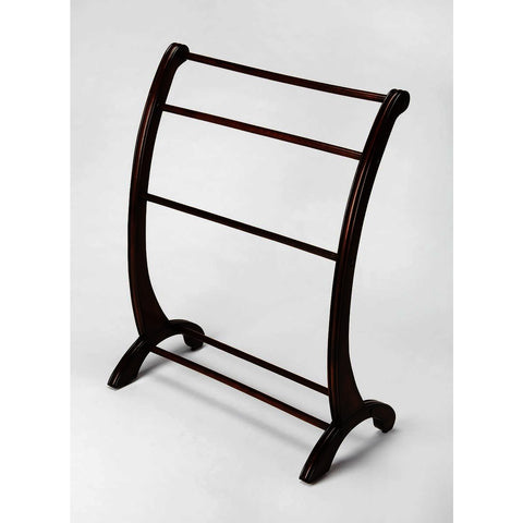 Butler Plantation Cherry Nathaniel Plantation Cherry Blanket Stand