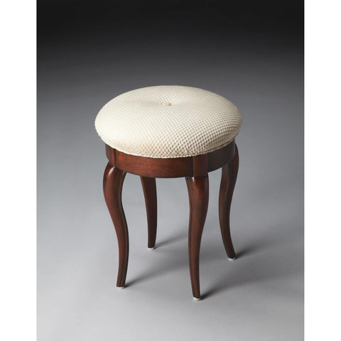 Butler Plantation Cherry Vanity Stool 2135024