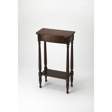 Butler Plantation Cherry Whitney Console Table
