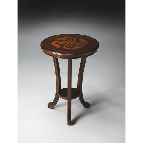 Butler Plantation Cherry Yates Accent Table