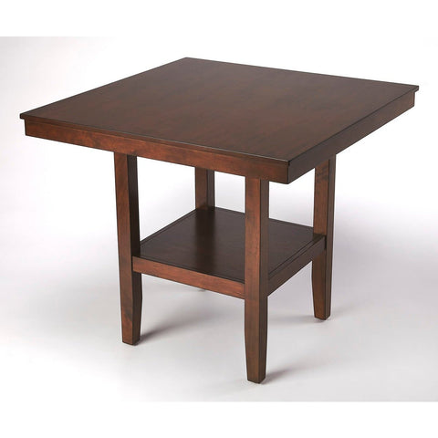 Butler Plato Dark Brown Pub Table