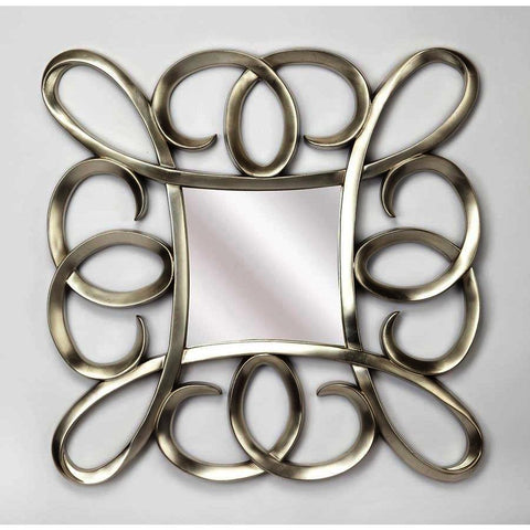 Butler Reflections Hera Silver Wall Mirror