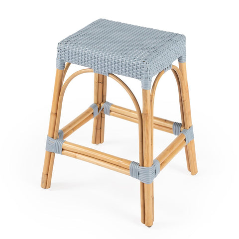 Butler Robias Twilight Blue Counter Stool