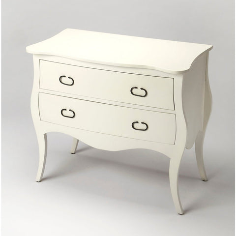 Butler Rochelle Off White Drawer Chest